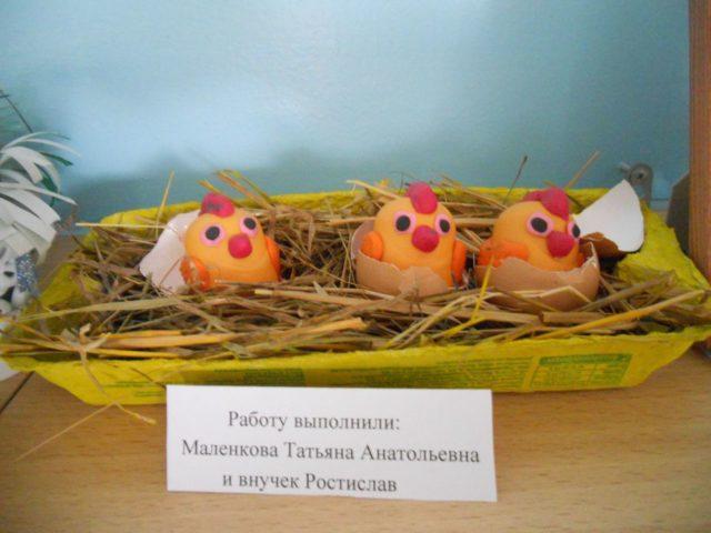 Конкурс Пасхальный сувенир