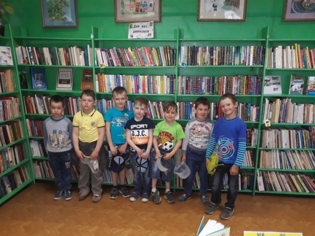 В мире детских книжек побывали максатихинские дошкольники